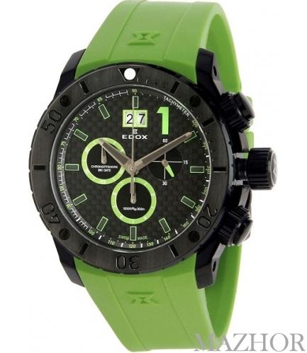 Мужские часы Edox Class 1 1384 10020 37N NV2 - Фото №1