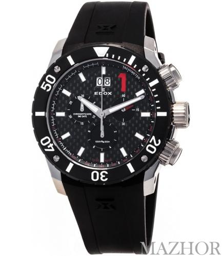 Мужские часы Edox Class 1 10020 3 NIN - Фото №1
