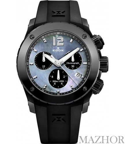 Женские часы Edox Class 1 1390 10411 37 RN NANR - Фото №1