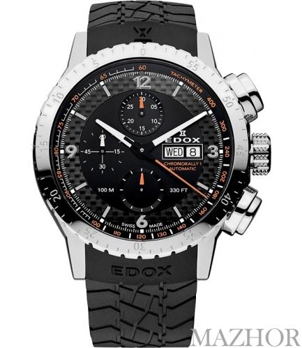 Мужские часы Edox Class 1 01118 3 NO - Фото №1