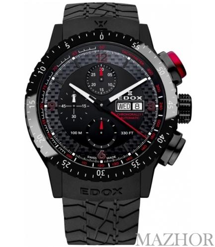 Мужские часы Edox Class 1 01118 37NR NRO - Фото №1