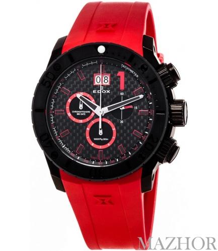 Мужские часы Edox Class 1 10020 37N NRO2 - Фото №1