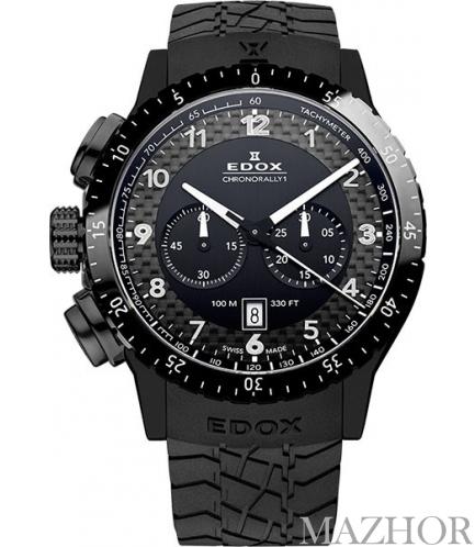 Мужские часы Edox Class 1 10305 37N NN - Фото №1