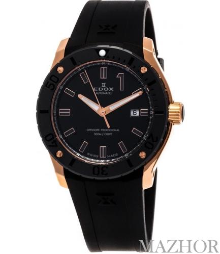 Мужские часы Edox Class 1 80088 37R NIR - Фото №1