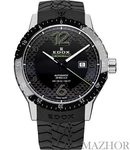 Мужские часы Edox Class 1 80094 3N NV - Фото №1