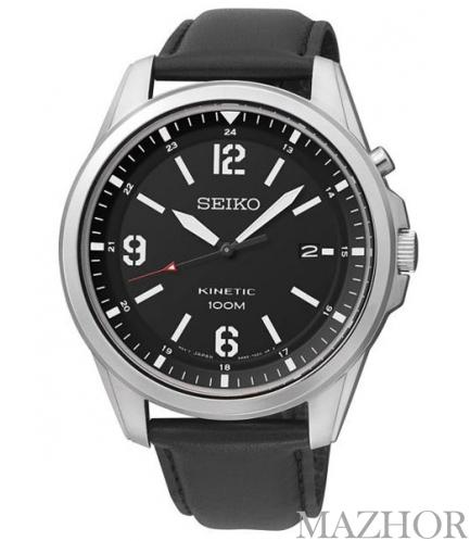 Мужские часы Seiko Classic Kinetic SKA611P2 - Фото №1