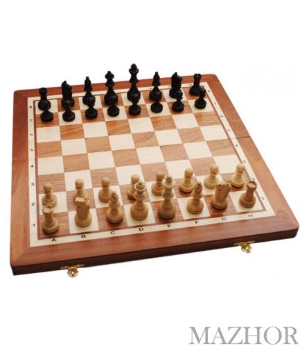 Шахматы Gniadek турнирные №4 Intarsia 1054 - Фото №1