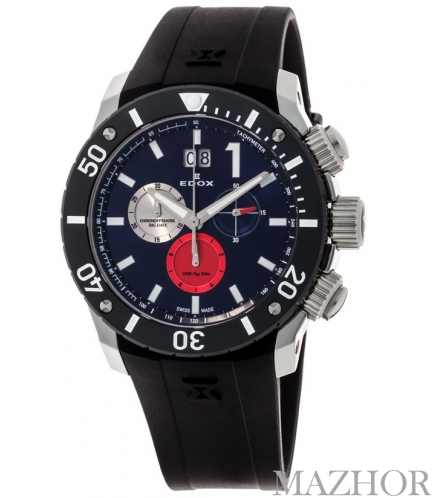 Мужские часы Edox Class-1 10020 3 BUIN3 - Фото №1