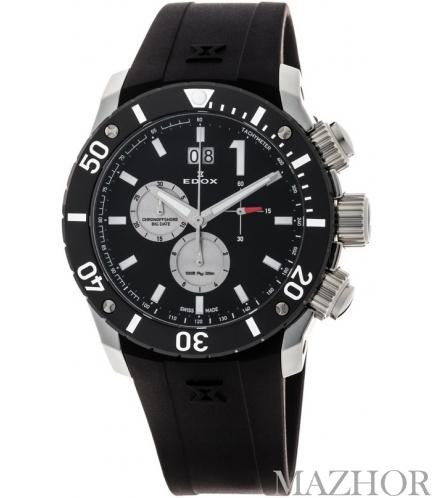 Мужские часы Edox Class 1 10020 3 NIN3 - Фото №1
