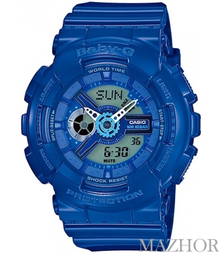 Часы Casio Baby-G BA-110BC-2AER - Фото №1