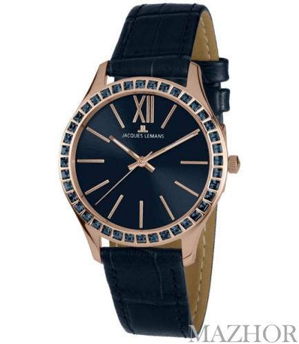 Женские часы Jacques Lemans La Passion 1-1841M - Фото №1