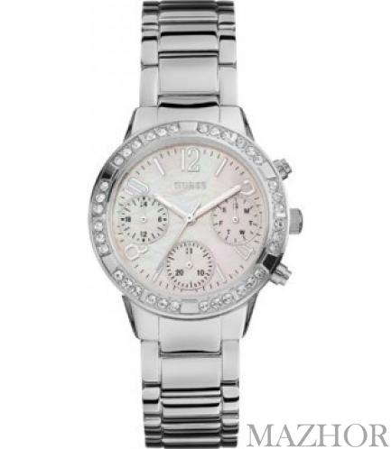 Женские часы Guess W0546L1 - Фото №1 417cf2dbad4ce