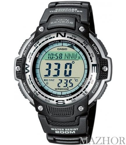 Часы CASIO SGW-100-1VEF ProTrek - Фото №1