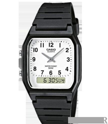Часы Casio Combination AW-48H-7BVEF - Фото №1