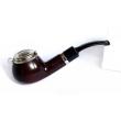 Трубка для курения B&B 041 - Фото №2