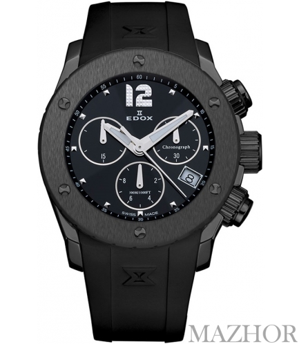 Женские часы EDOX Class 1 10403 37N NIN - Фото №1