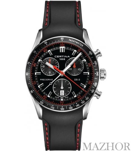 Мужские часы Certina DS 2 Precidrive C024-447-17-051-03 - Фото №1