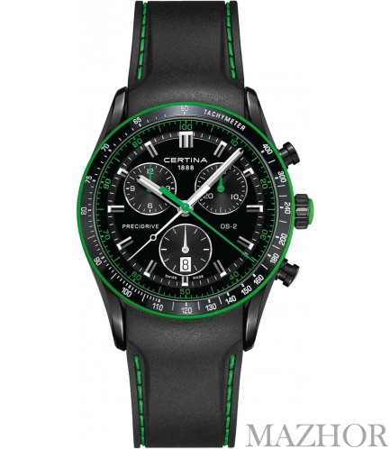 Мужские часы Certina DS 2 Precidrive C024-447-17-051-22 - Фото №1