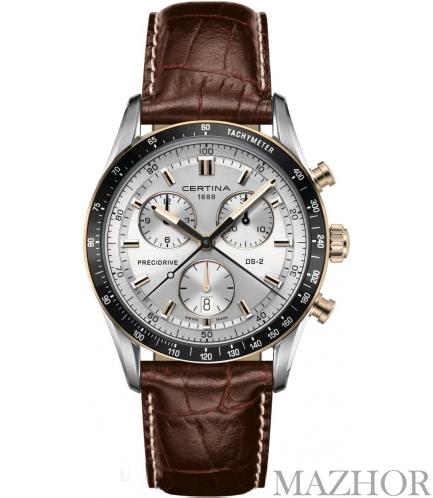 Мужские часы Certina DS 2 Precidrive C024-447-26-031-00 - Фото №1