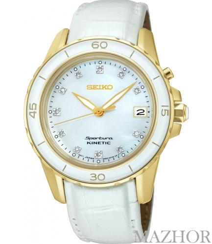 Женские часы Seiko Sportura SKA876P1 - Фото №1
