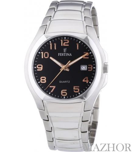 Мужские часы Festina Quartz F16262/A - Фото №1