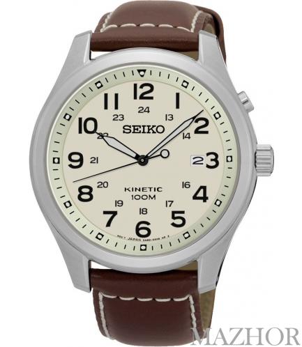 Мужские часы Seiko Classic Kinetic SKA723P1 - Фото №1