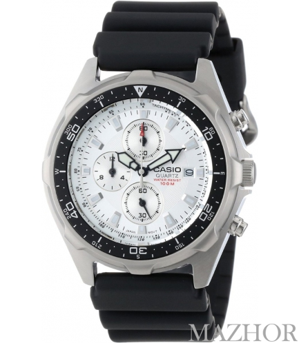 Мужские часы Casio Standard Analogue Quartz AMW-330-7AV - Фото №1