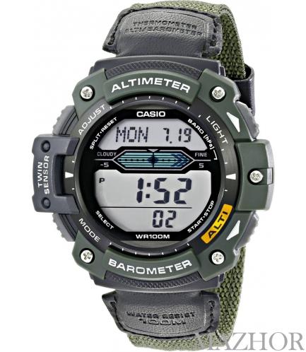 Часы Casio Standard Digital SGW-300HB-3AVCF - Фото №1