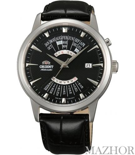 5e7a15b4 Ориент FEU0A004B, Мужские часы Orient Multi Calendar FEU0A004B - Мажор