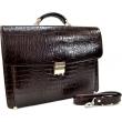 Портфель Desisan 206MZ_brown_croco - Фото №2