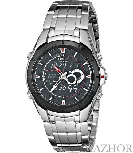 Часы Casio EFA-119BK-1AVDR - Фото №1