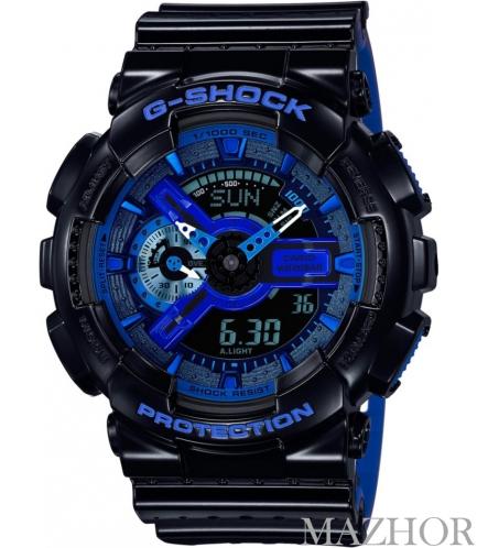 Мужские часы Casio G-Shock Special Color Models GA-110LPA-1A - Фото №1
