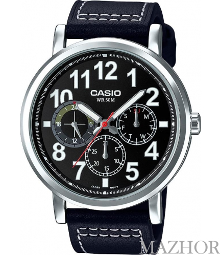 Мужские часы Casio Standard Analogue MTP-E309L-1AV - Фото №1
