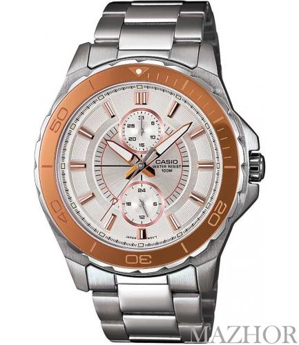 Мужские часы Casio Standard Analogue MTD-1077D-7A - Фото №1