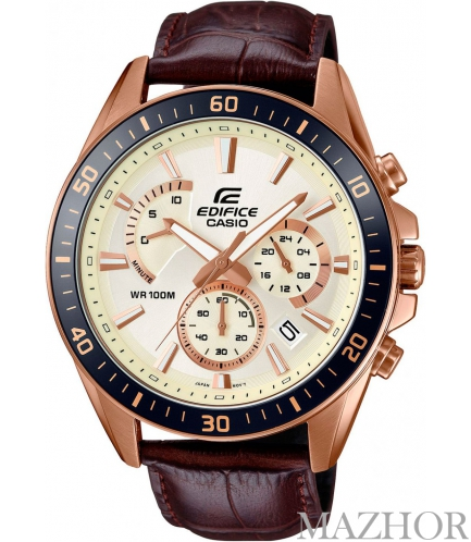 Часы наручные Casio Edifice EFR-552GL-7AVUEF - Фото №1