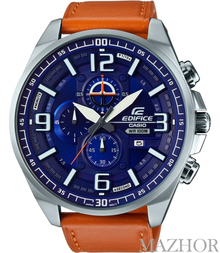 Часы Casio Edifice EFR-555L-2AVUEF - Фото №1