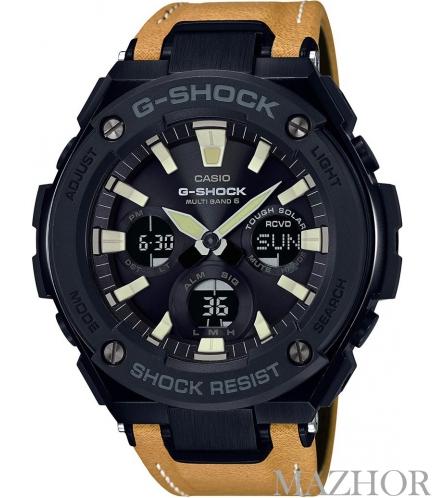 Часы Casio G-Shock GST-W120L-1BER - Фото №1