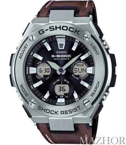 Часы Casio G-Shock GST-W130L-1AER - Фото №1