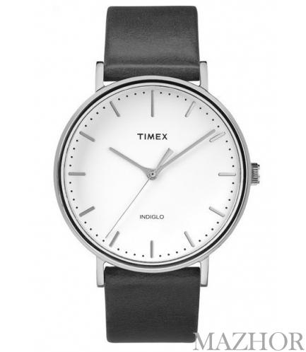 Часы наручные Timex T2r26300 - Фото №1