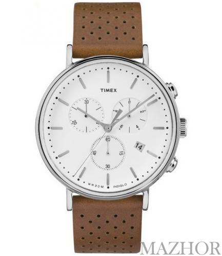 Часы Timex T2r26700 - Фото №1