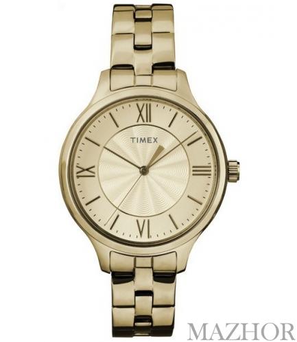 Часы наручные Timex T2r28100 - Фото №1
