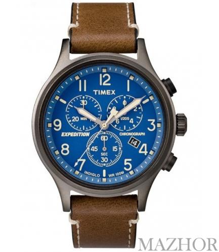Часы Timex T4b09000 - Фото №1