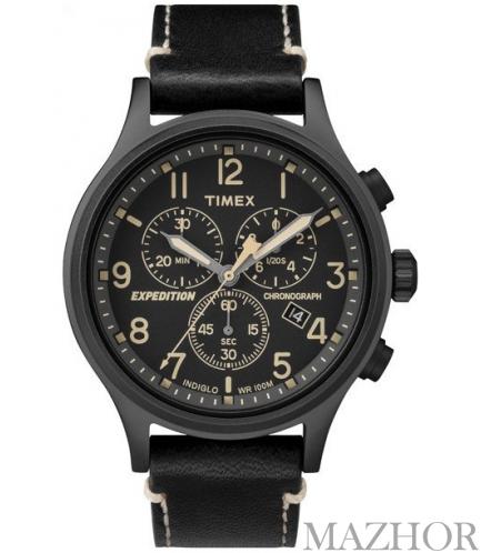 Часы Timex T4b09100 - Фото №1