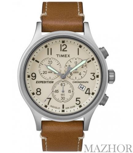 Часы наручные Timex T4b09200 - Фото №1