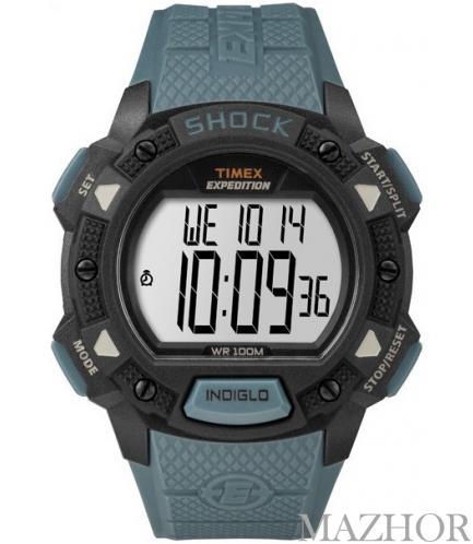 Часы наручные Timex T4b09400 - Фото №1