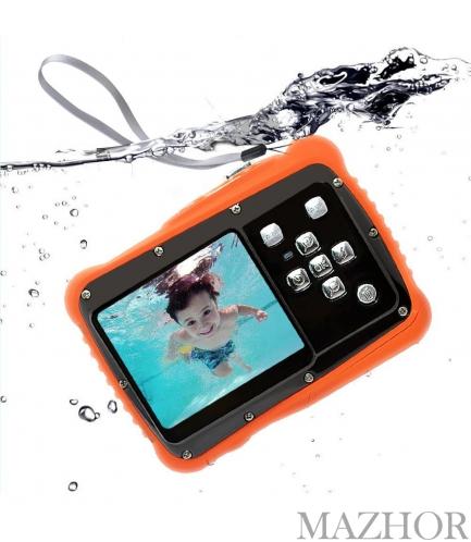 Экшн камера KDHD-orange - Фото №1