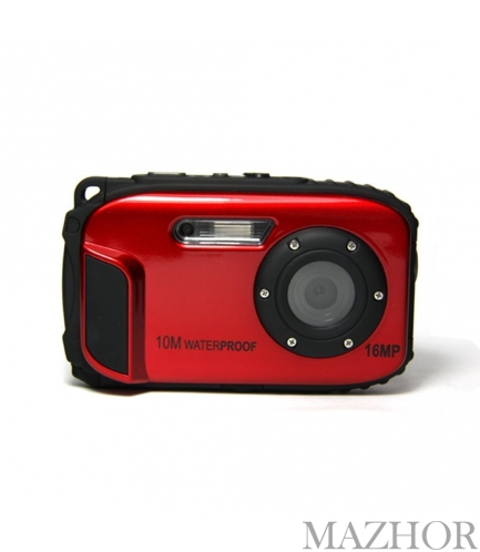 Экшн камера BG003 16MP-red - Фото №1