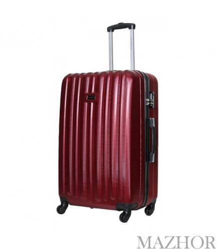 Дорожный чемодан Vip Collection Panama 28 Grey PAN.28.grey - Фото №1
