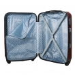 Дорожный чемодан Vip Collection Panama 28 Grey PAN.28.grey - Фото №6
