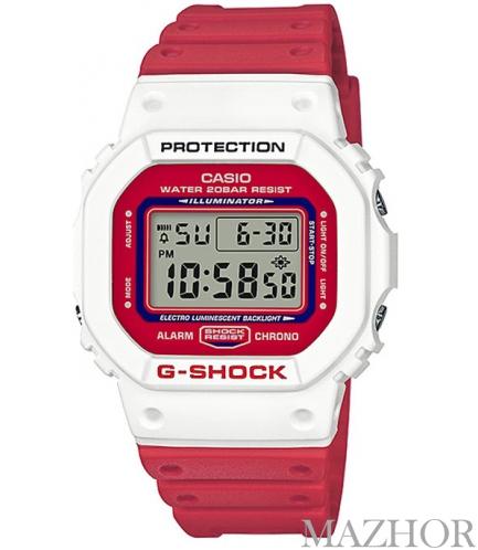 Часы Casio G-Shock DW-5600TB-4AER - Фото №1